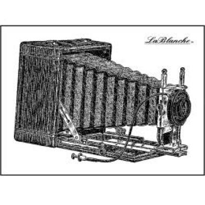 LaBlanche Silicone Stamp Camera Box
