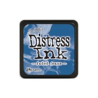 Distress Ink MINI – Faded Jeans
