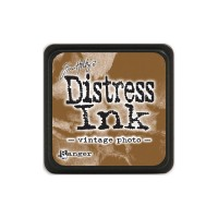 Distress Ink MINI – Vintage Photo