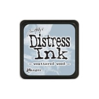 Distress Ink MINI – Weathered Wood