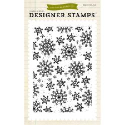 Snowflakes -Stamp by Echo Park