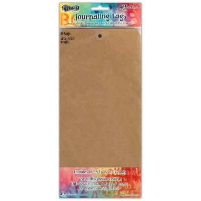 Journaling Tags - Manila Dylusions Ranger
