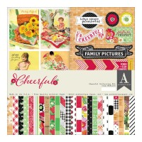 Cheerful Collection Kit - Authentique
