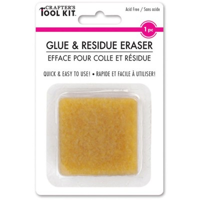 Glue & Residue Eraser by Crafter's Tool Kit