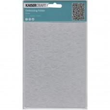 Roses - Embossing Folder Kaisercraft