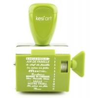 Kesi'art Roller Stamps - Famille