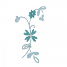 Sizzix Thinlits Die - Intricate Enchanting Blossom