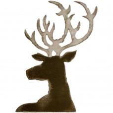 Dashing Deer - Tim Holtz Sizzix die - Cerf