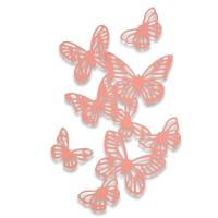 Sizzix Thinlits Dies - Papillons