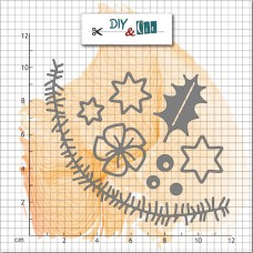 DIY & cie die - Branch to Decorate