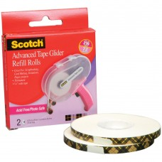 Advanced Tape Glider - Refill rolls acid-free
