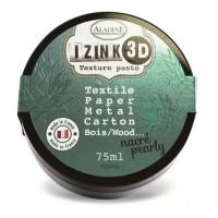 Aladine Izink Pâte à Texture 3D nacré: Agave