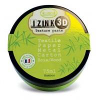 Aladine Izink 3D Texture Paste : Bamboo