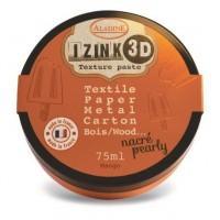 Aladine Izink 3D Pearly Texture Paste : Mango