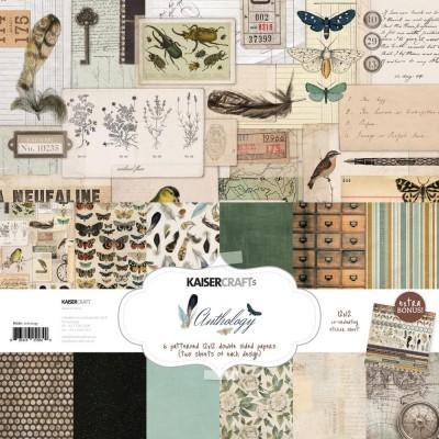 Anthology - Kaisercraft Collection 12 x 12