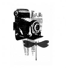 Appareil photo 3,5 - tampon de Lorelaï Design