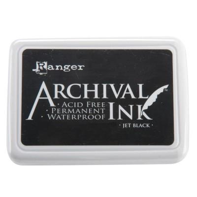 Archival Ink - Jet Black