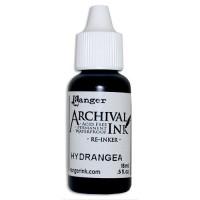 Re-inker Archival Ink - Hydrangea