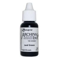 Re-inker Archival Ink - Leaf Green