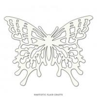 Artistic Flair Pochoir Masque 101 - Papillon #1