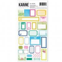 Se Mettre au Vert - Les étiquettes autocollants: Ateliers de Karine