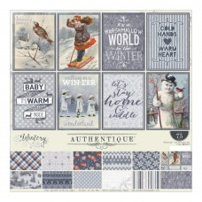 Wintery Collection Kit - Authentique