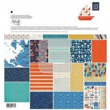 Adrift - 30x30 Collection Kit par Basic Grey