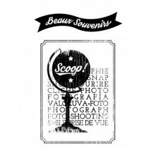 Beaux souvenirs - tampons de Lorelaï Design