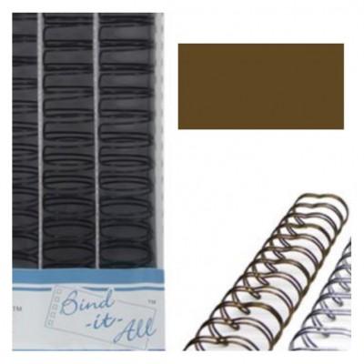 "Bind-it-all wires Brass 1"" (25mm)"
