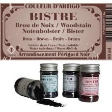 Bistre - Brou de noix - Brun