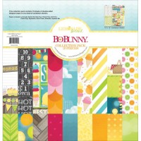 Lemonade Stand 12x12 collection Kit by BoBunny