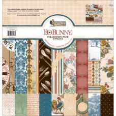Provence - 30x30 collection Kit par BoBunny