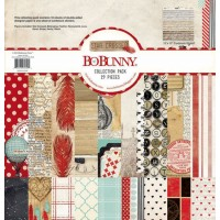 Star-crossed 12x12 collection Kit by BoBunny