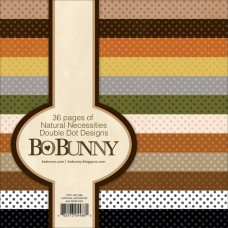 BoBunny bloc 15x15 - Natural necessities