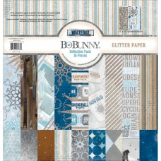 Whiteout 12x12 collection Kit by BoBunny