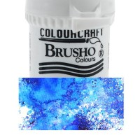 Brusho - Cobalt Blue