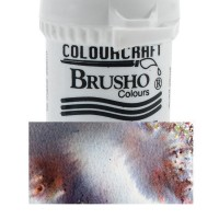 Brusho - Grey (gris)