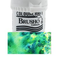 Brusho - Leaf Green (vert)