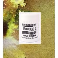 Brusho - Moss Green
