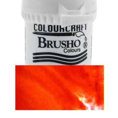 Brusho - Orange