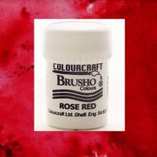 Brusho - Rose Red