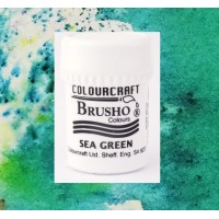 Brusho - Sea Green