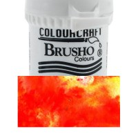 Brusho - Vermilion