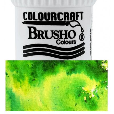 Brusho - Lime Green