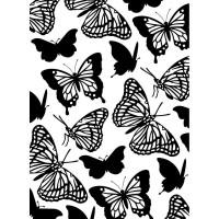 Butterflies Darice Embossing folder