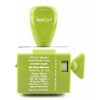 Kesi'art Roller Stamps - Vie