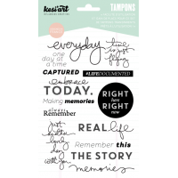 Memories - Clear Stamps by Kesi'art