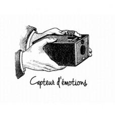 Capteur d'émotions - tampon de Lorelaï Design