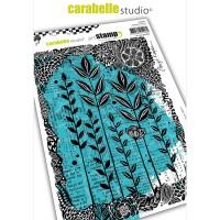 Carabelle Studio stamp: In my Garden by Birgit Koopsen