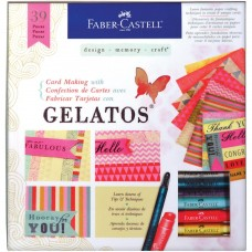Kit Gelatos confection de cartes